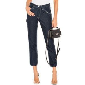 GRLFRND Revolve Janice Carpenter Straight Leg Jean